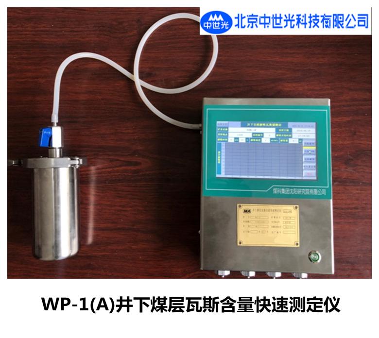 WP-1(A)井下煤层瓦斯含量快速测定仪