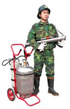 QWMT35推车式脉冲气压喷雾水枪